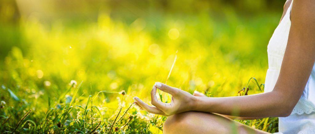 kako začeti meditirati