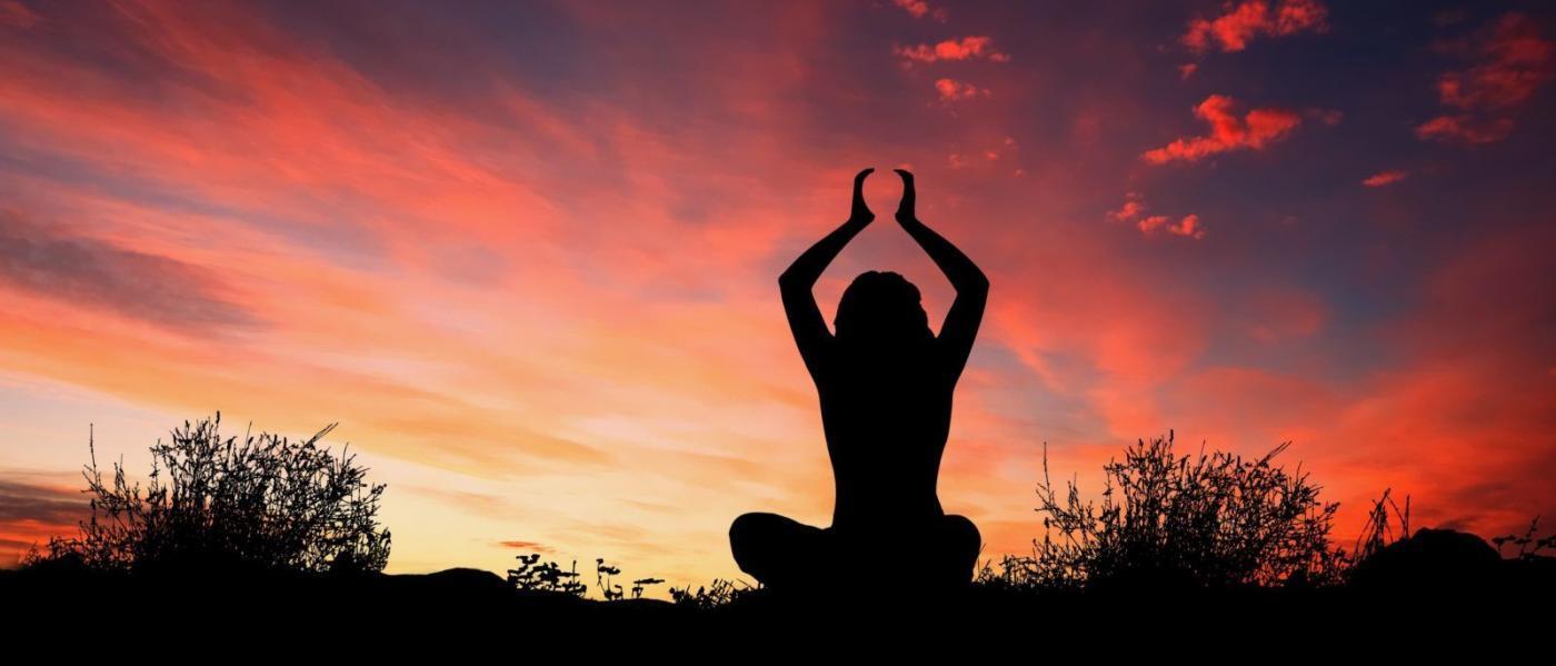 enostavna meditacija