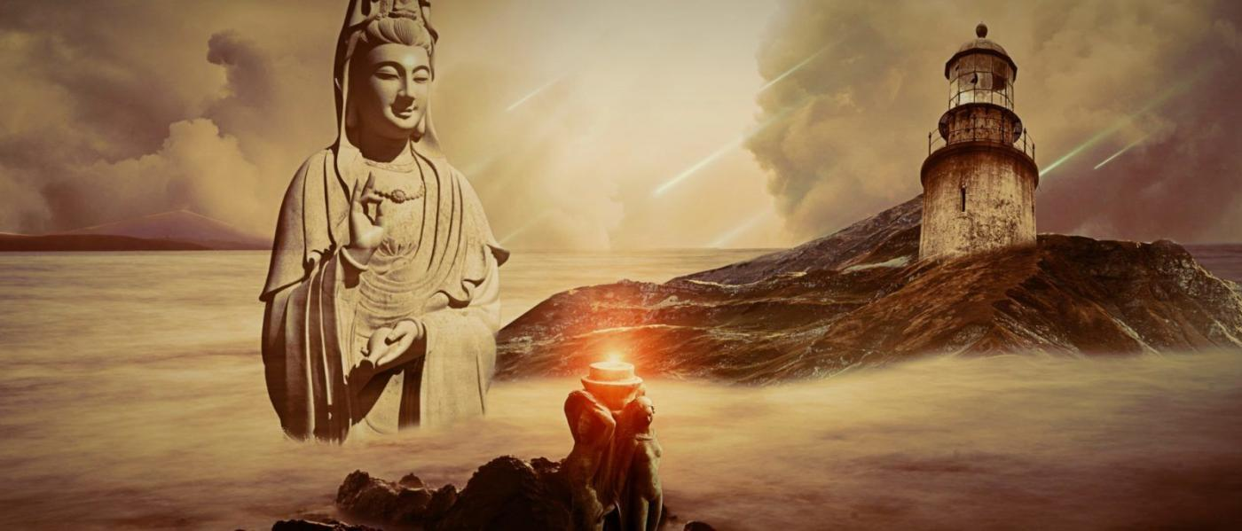 vodene meditacije in vizualizacije