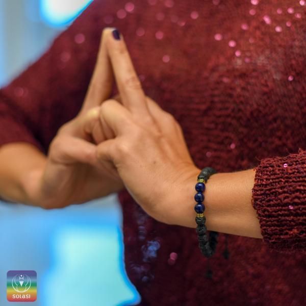 Čakra zapestnica za povečanje intuicije in modrosti