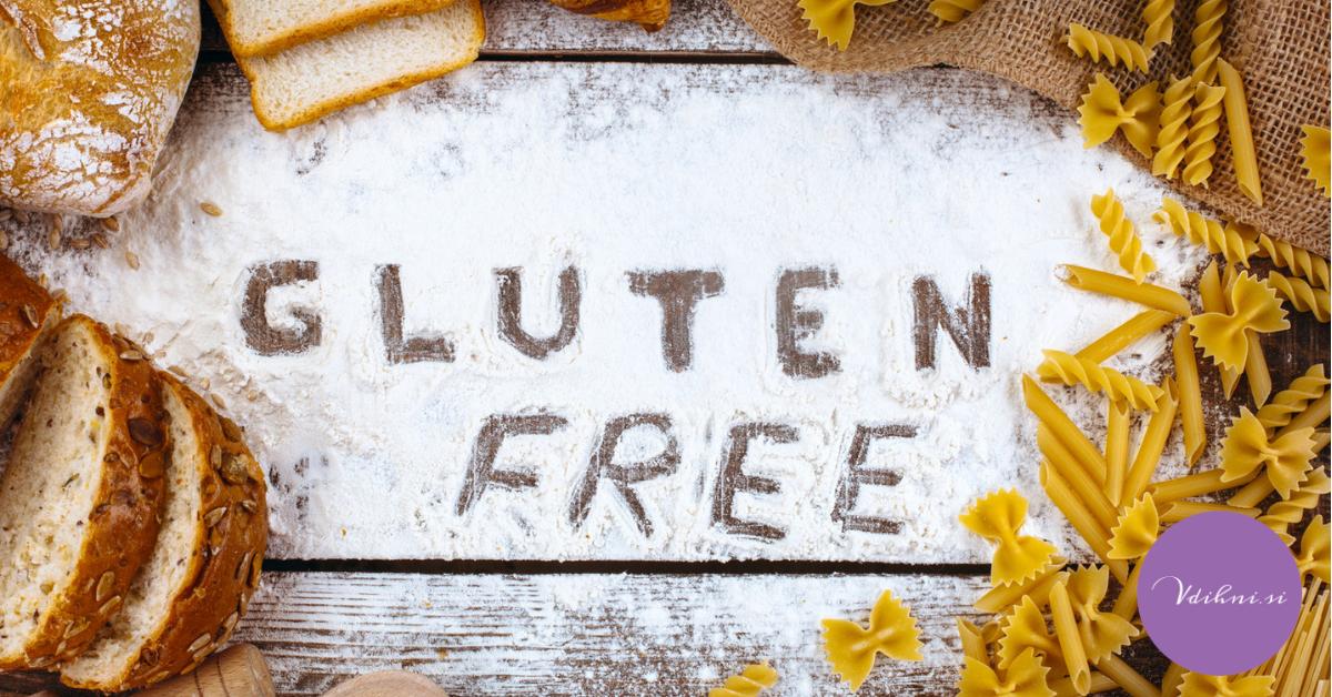 kako brez glutena, življenje brez glutena