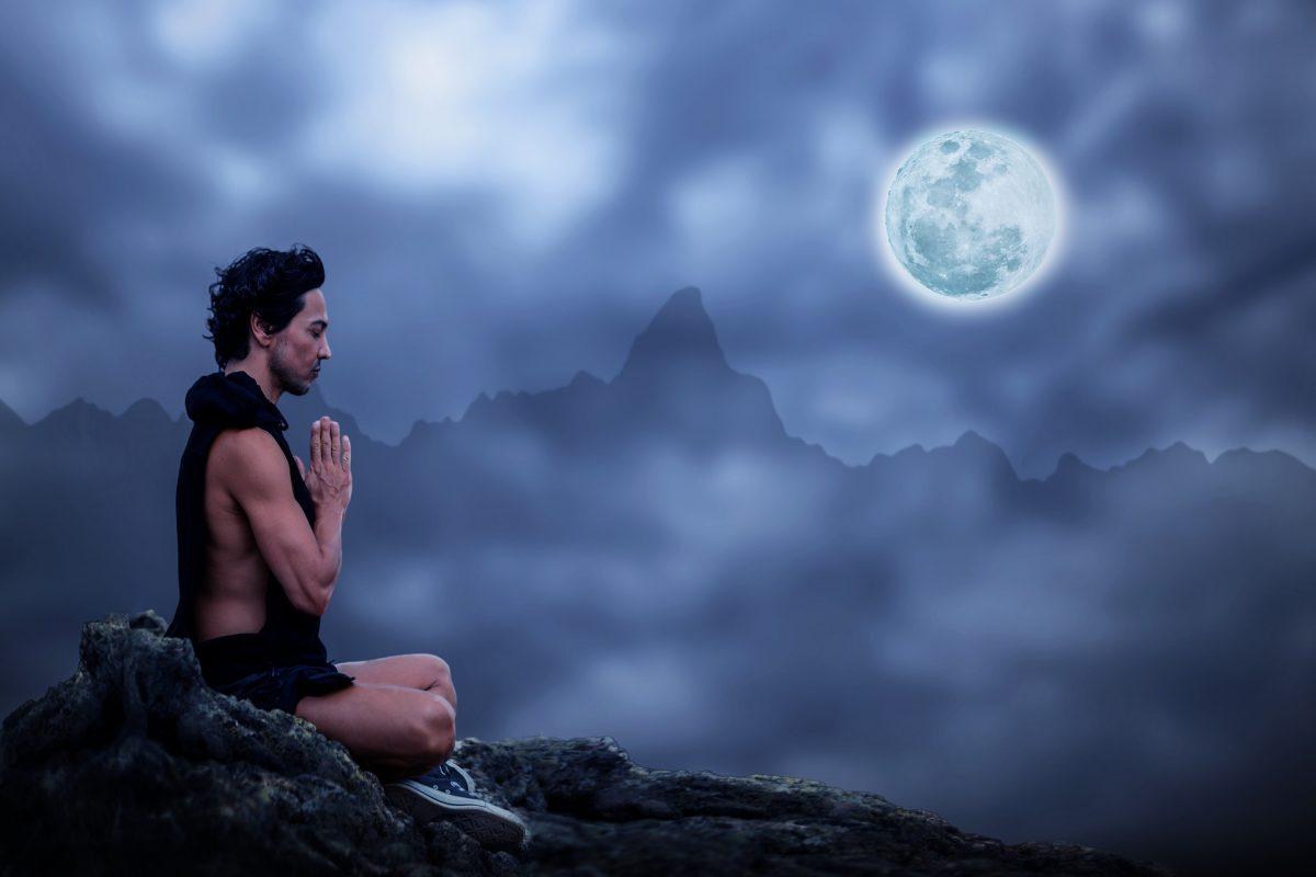 ljubeča meditacija