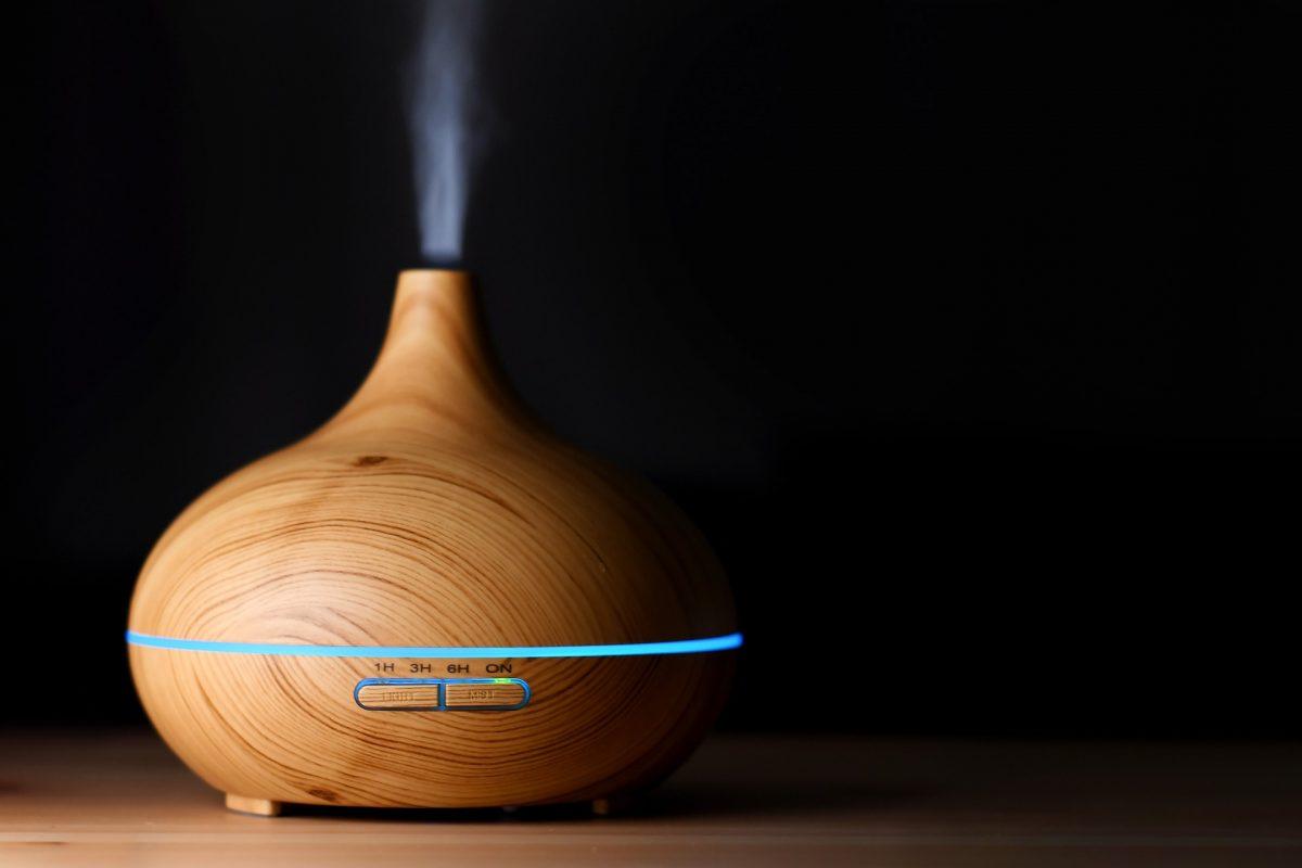 aromaterapija in meditacija